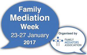 family mediation week